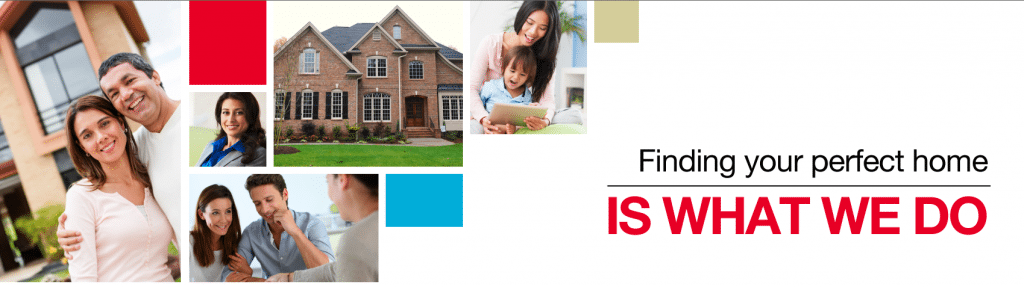 finding your perfect home is what we do