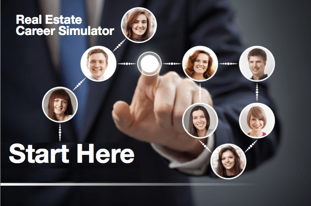 Real Estate Career Simulator